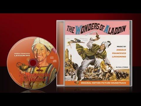 The Wonders of Aladdin – Le Meraviglie di Aladino  Angelo Francesco Lavagnino  Alhambra A 9035