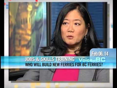 Naomi Yamamoto - Who Will Build New Ferries For BC Ferries