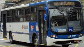 (SOM) Busscar Urbanuss Pluss 2006/07 M.Benz OF-1722M Euro III Sambaíba Transportes Urbanos [2 2551]