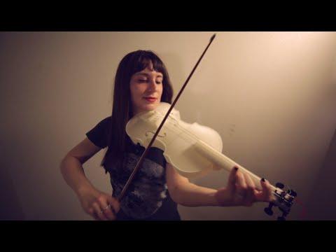 3D Printed Acoustic Violin - Hovalin V1.0
