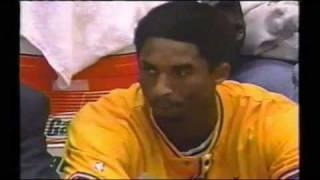 Bulls vs Lakers 1998 Part 1