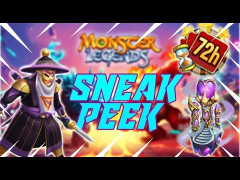 Download Sneak Peek: NEW BREEDING EVENT PHASES | NEW WINTER CITADEL RACE & MORE: Monster Legends