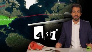 451 Grad || Ramstein | Knotenpunkt im Drohnenkrieg der USA || 15