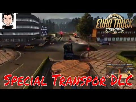 ETS 2 #50  Special Transport DLC Euro Truck Simulator 2