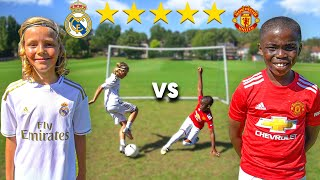 10 Year Old Kid POGBA vs 10 Year Old Kid MODRIC.. PRO Football Competition
