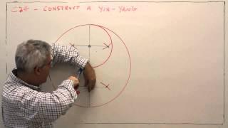 C24--Construct a Yin-Yang