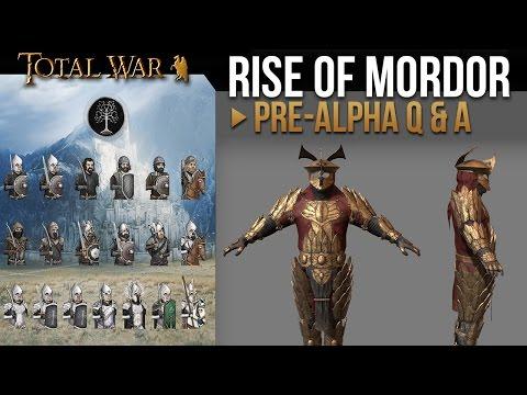 Total War: Rise of Mordor (Mod Q&A)
