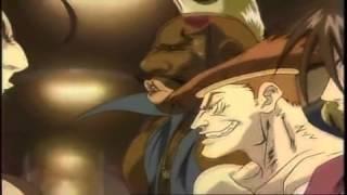 Street Fighter Alpha Le film