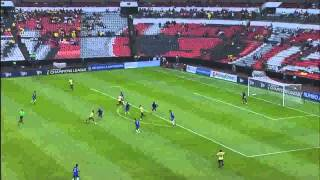 Club América - Bayamón FC / CONCACAF Champions League 2014-2015