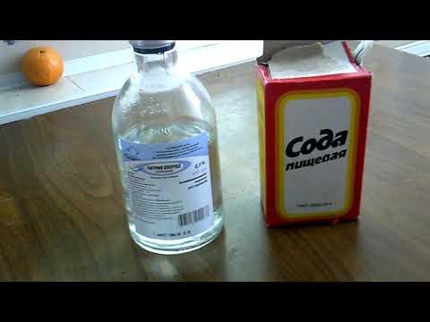 лечение ангины и кашля содой и физ. раствором