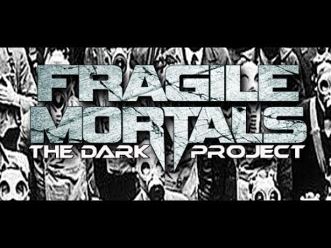 FRAGILE MORTALS - The Dark Project album review feat. DMC/Rob Dukes and Rob Moschetti