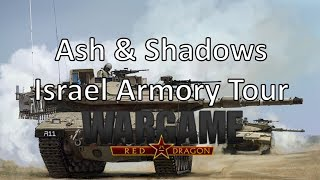 Israel used to be quite a potent deck in vanilla Wargame. Let's see...