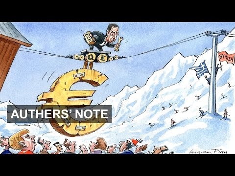 Green shoots in eurozone economy | Authers' Note