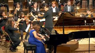 Eliane Reyes- Chopin Piano Concerto No 2 Op 21 in F minor(1st Movement)