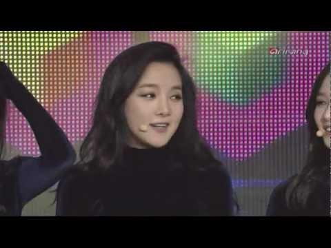 121127 ArirangTV Simple K-POP 스피카(SPICA) - LONELY