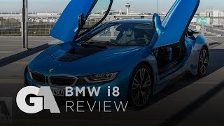 homepage tile video photo for Review: BMW i8 - Can BMW build the Ultimate Green Driving Machine...