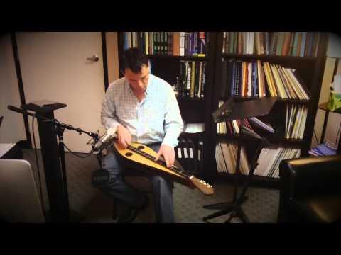 Andante, Fernando Sor (Op 31 No 1) -- Fingerpicked Mountain Dulcimer