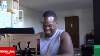 Tyrone Magnus Dance Montage Tribute (Magnulution Of Dance) REACTION!!!