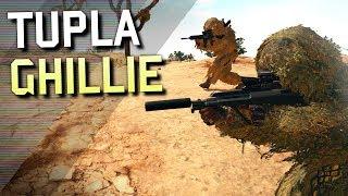 TUPLA GHILLIE - Pelataan Playerunknown's Battlegrounds Suomi (PUBG)