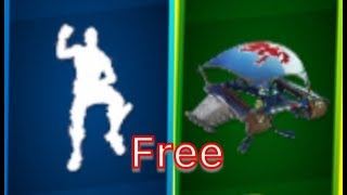I got free ride the pony from season two my Fortnite locker