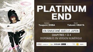 bande-annonce Platinum End - T.1