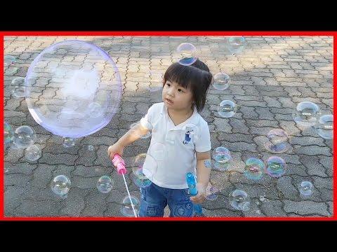 뽀로로 비눗방울 만들기 놀이 Soap Bubble [서은이야기]