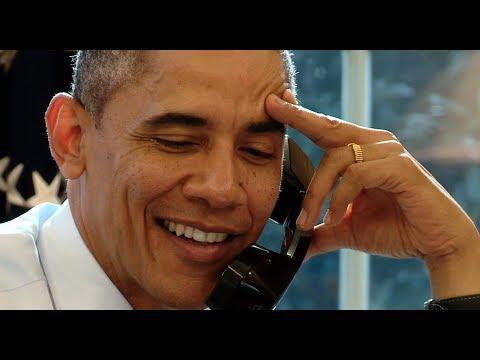 President Obama Calls Red Sox Manager John Farrell