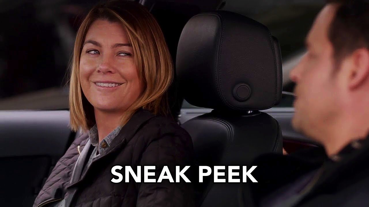 Grey\'s Anatomy 12x09 Sneak Peek \
