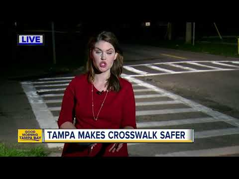 Community group gets crosswalk fixed near Chiaramonte Elementary School