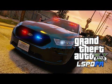 GTA 5 LSPDFR #26 - Defective Detective   LSPDFR Police Mod Patrol in a 2016 Detective FPIS