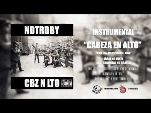 RUDE BEATZ - Cabeza en alto - INSTRUMENTAL (NO FREE, SALE)