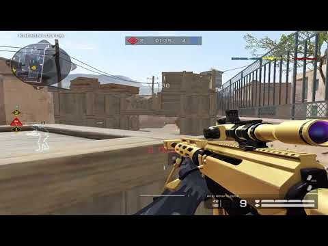 Warface TR  Nice Moments #16  The Unstoppable