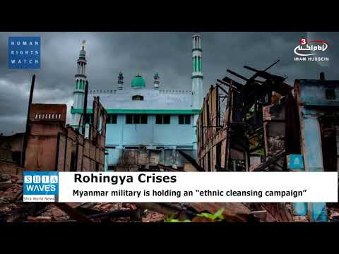 Aid agencies call for harsh bans against Myanmar military