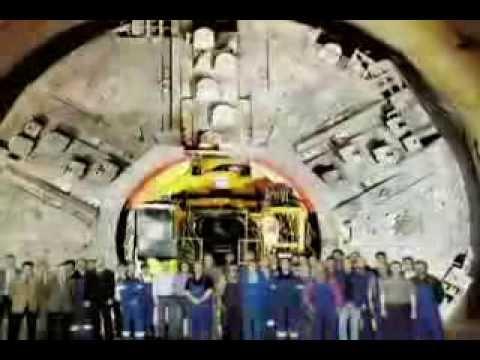 D U M B s Deep Underground Military Bases