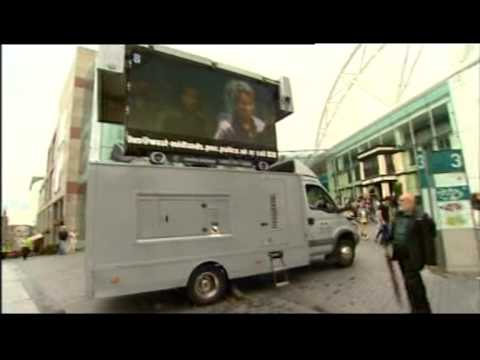 Birmingham Riot 2011: Day 4 - Erly Evn News (BBC1 West Midlands)
