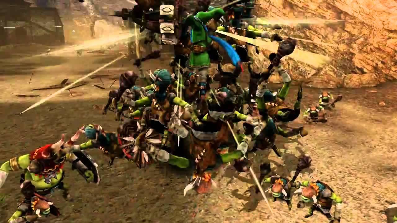 Hyrule Warriors Link Amiibo Spinner Pv Youtube