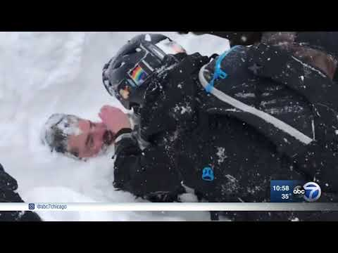 Skiers buried in California avalanche