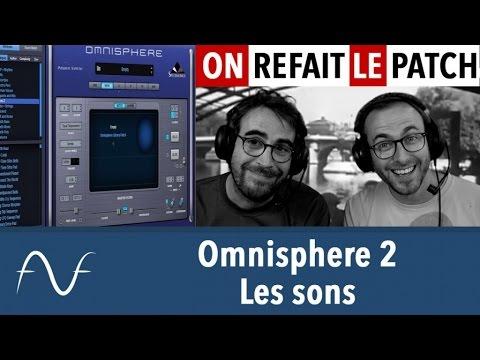 Omnisphere 2 : les sons