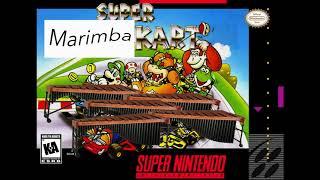 Super Marimba Kart!