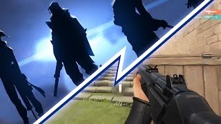 The League of Legends FPS (GAMEPLAY)