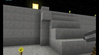 Galactic Science. Minecraft 1.7.10 # Серия 2 # Начинаем добывать лунную породу, строить