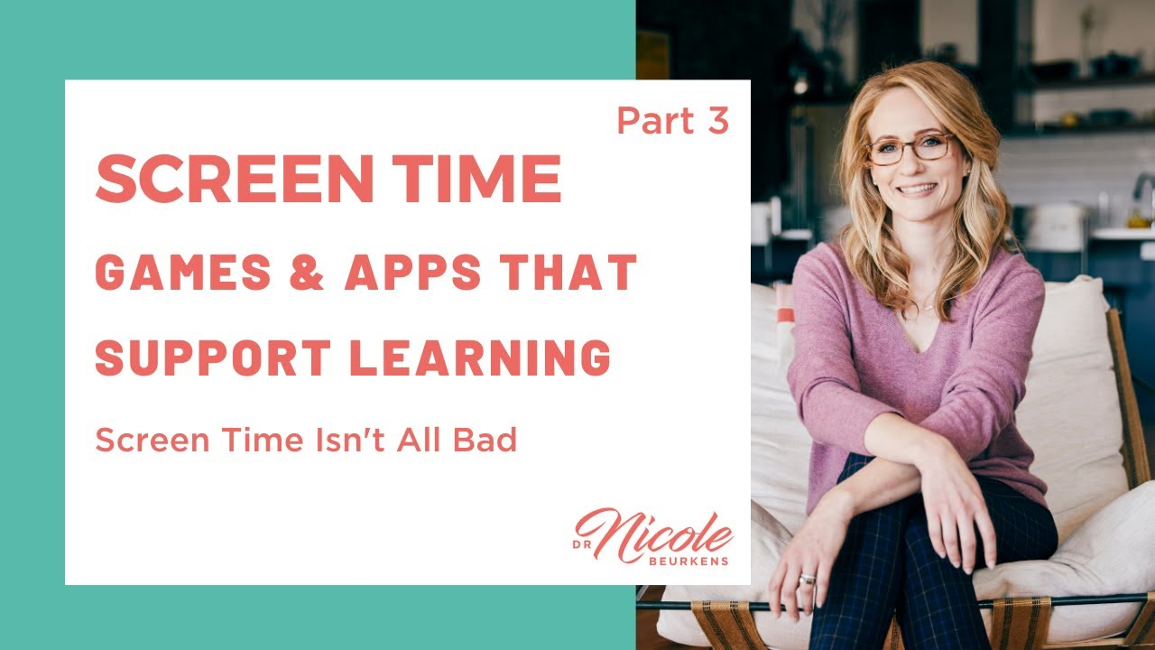 Dr. Beurkens Screen Time Tip #3