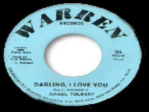 Israel Tolbert - Darling I Love You
