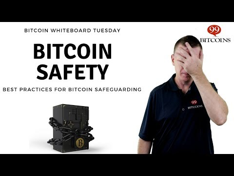 How To Keep Your Bitcoins Safe? (avoiding Scam, Theft And Fraud)