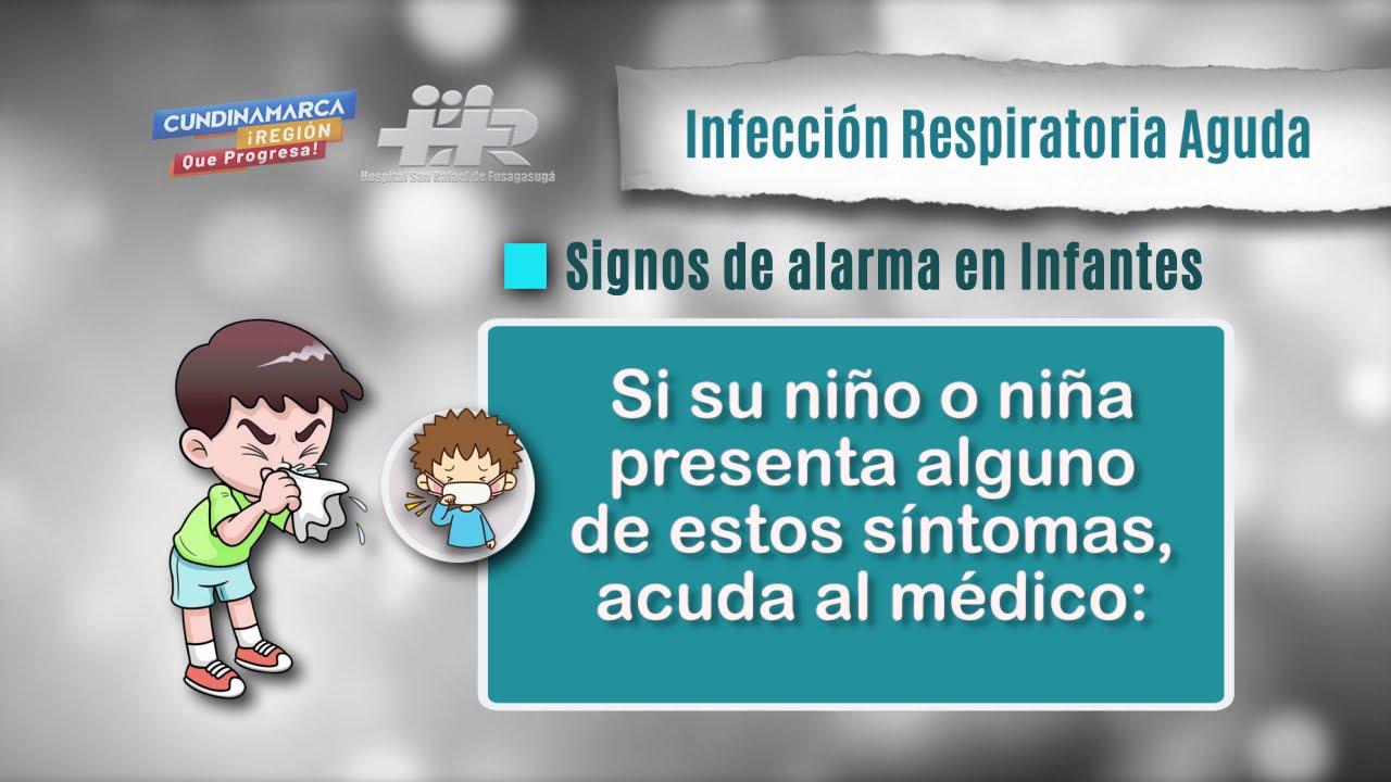 Recomendaciones para evitar infecciones respiratorias en época de lluvias