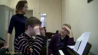 Урок вокала.Чтение с листа джазовых стандартов.Dee Dee Bridgewater