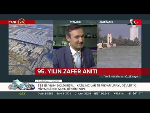 24 TV 3. Havalimanı'nda