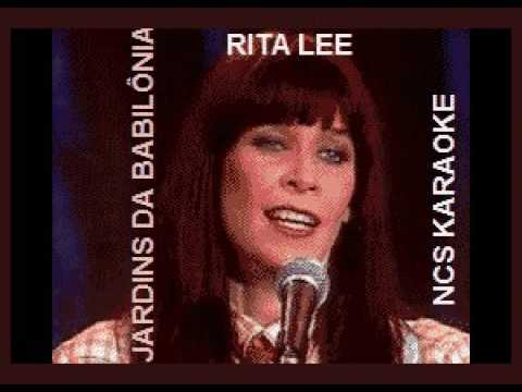 Rita Lee Jardins Da Babilônia