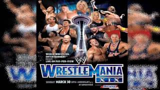 "WWE: Wrestlemania XIX [19] Theme ""Crack Addict"" By Limp Bizkit Download"