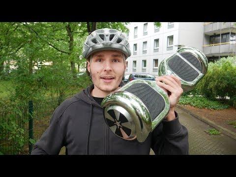 HOVERBOARD FÜR 179€ IM TEST